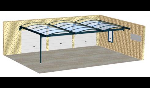 Kop - zijgevelaanbouw