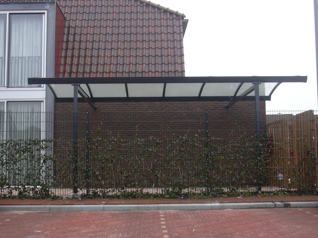 Carport enkel - Westerzon Carports en Overkappingen